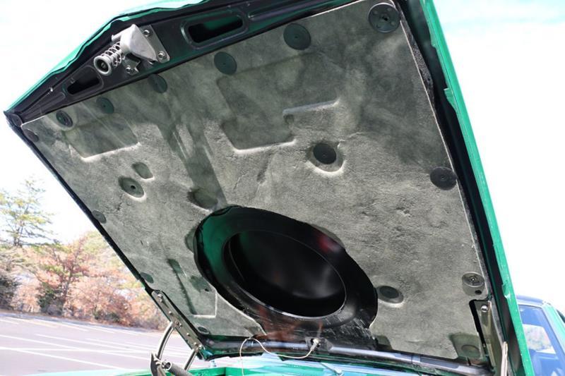 1969 Chevrolet Camaro 81