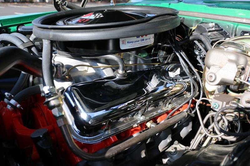 1969 Chevrolet Camaro 76