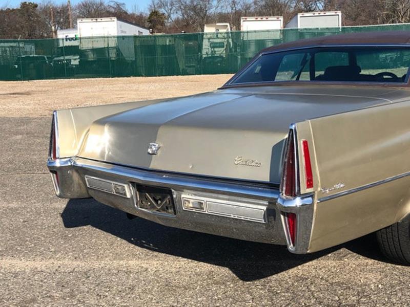 1970 Cadillac DeVille For Sale   AllCollectorCars.com