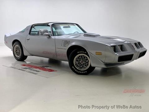 1981 Pontiac Firebird for sale in Calverton, NY