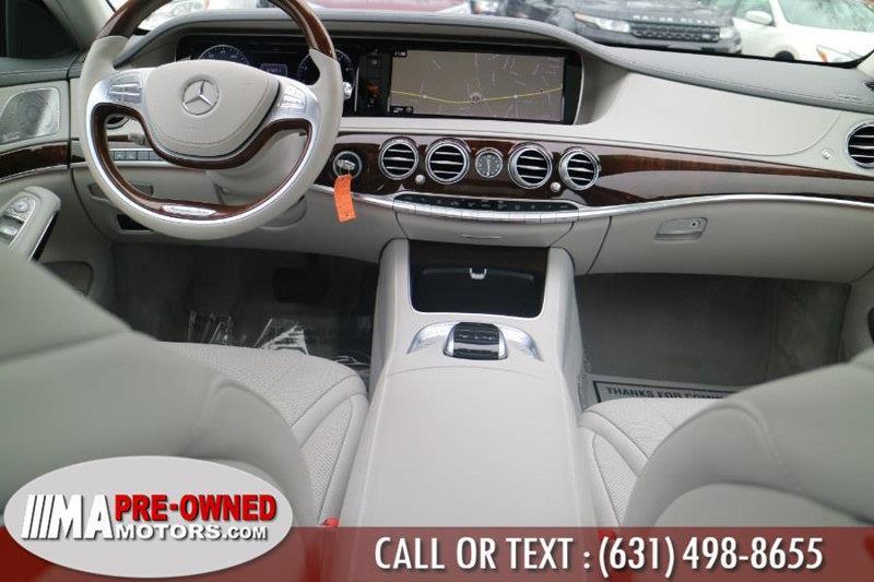 2015 Mercedes-Benz S-Class 26