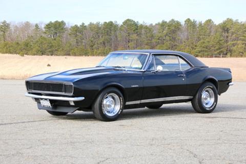 1967 Chevrolet Camaro For Sale Carsforsale