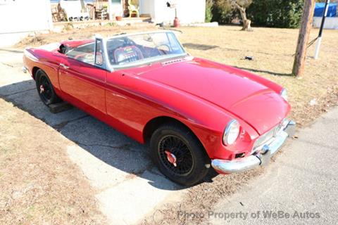 1967 MG MGB for sale in Calverton, NY