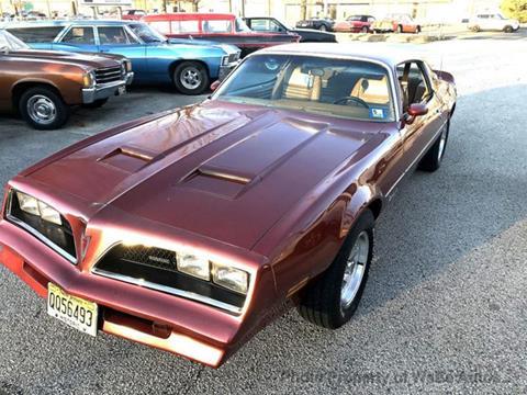 1978 Pontiac Firebird for sale in Calverton, NY