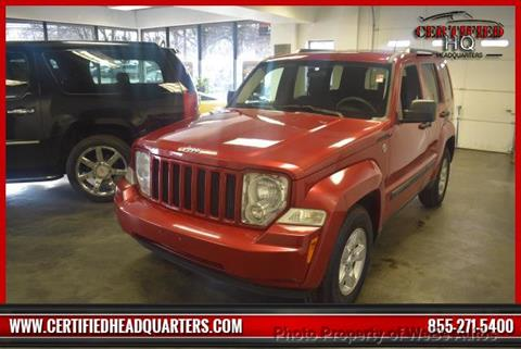 2009 Jeep Liberty for sale in Calverton, NY