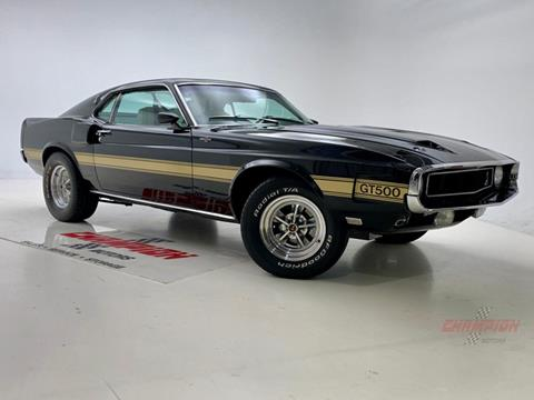 1969 Ford Shelby GT500 for sale in Calverton, NY