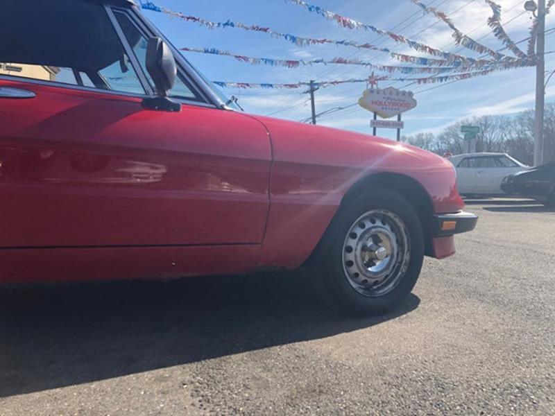 1987 Alfa Romeo Spider 48