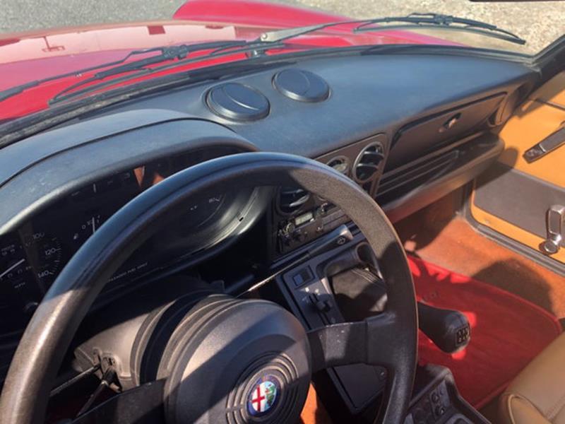 1987 Alfa Romeo Spider 45