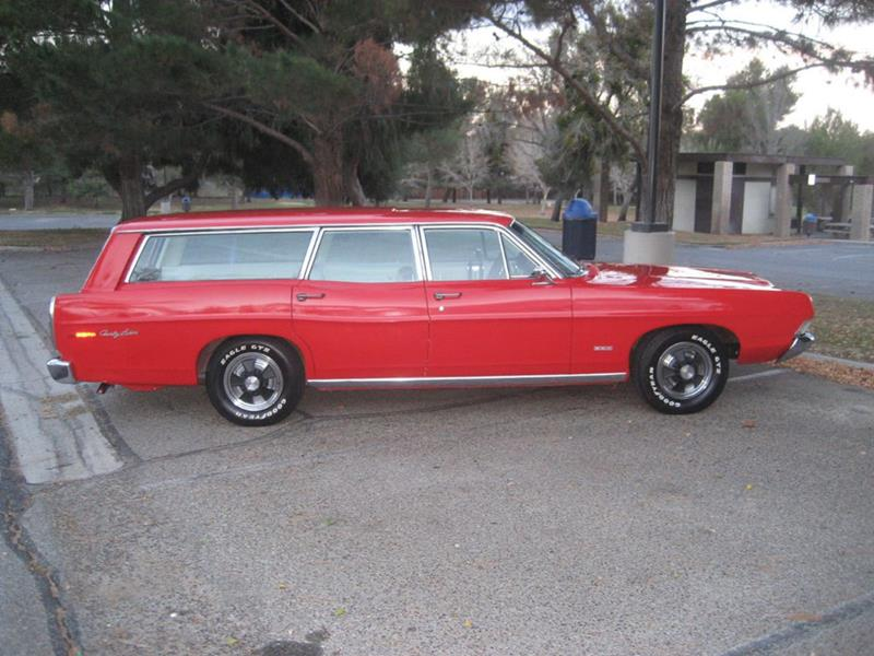 1968 Ford Country Sedan Wagon