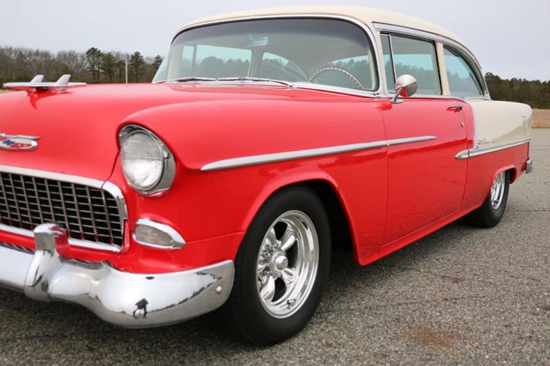 1955 Chevrolet Bel Air 17