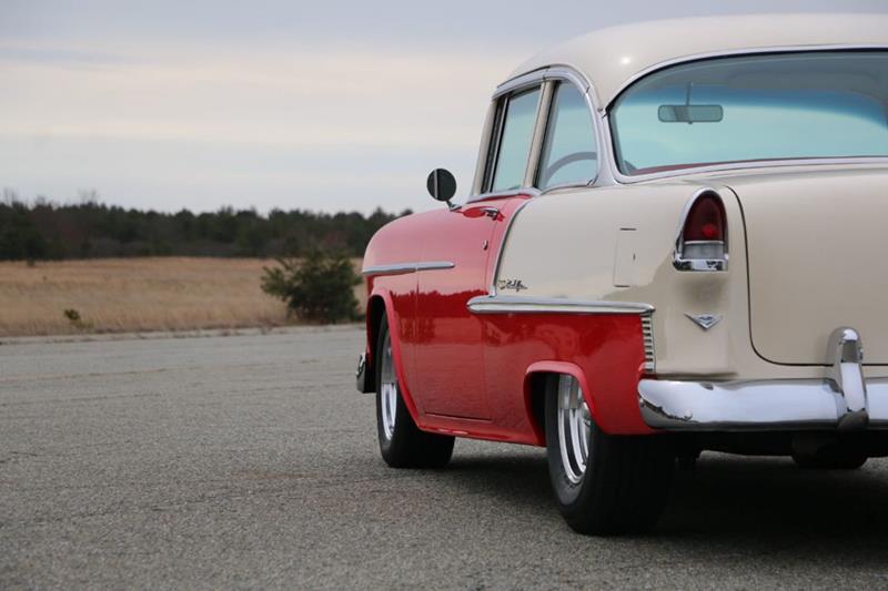 1955 Chevrolet Bel Air 5