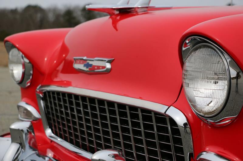 1955 Chevrolet Bel Air 33