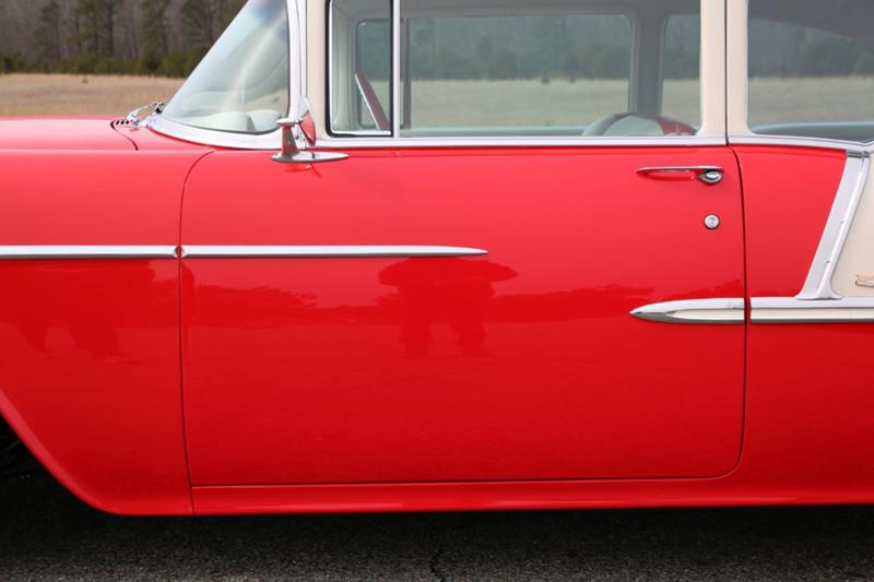 1955 Chevrolet Bel Air 39