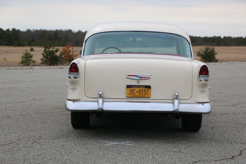 1955 Chevrolet Bel Air 6