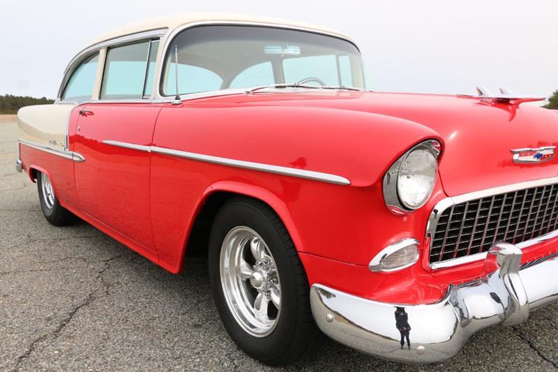 1955 Chevrolet Bel Air 29
