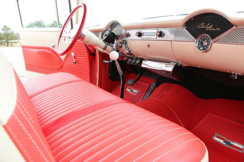 1955 Chevrolet Bel Air 67