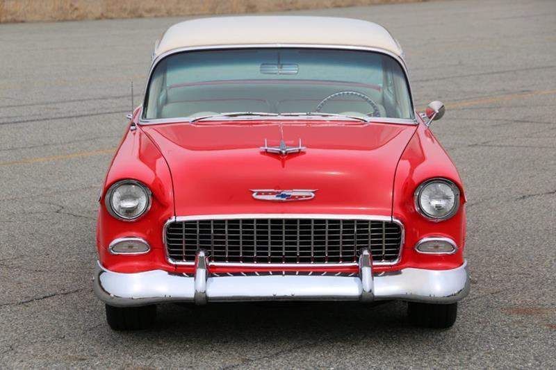 1955 Chevrolet Bel Air 15