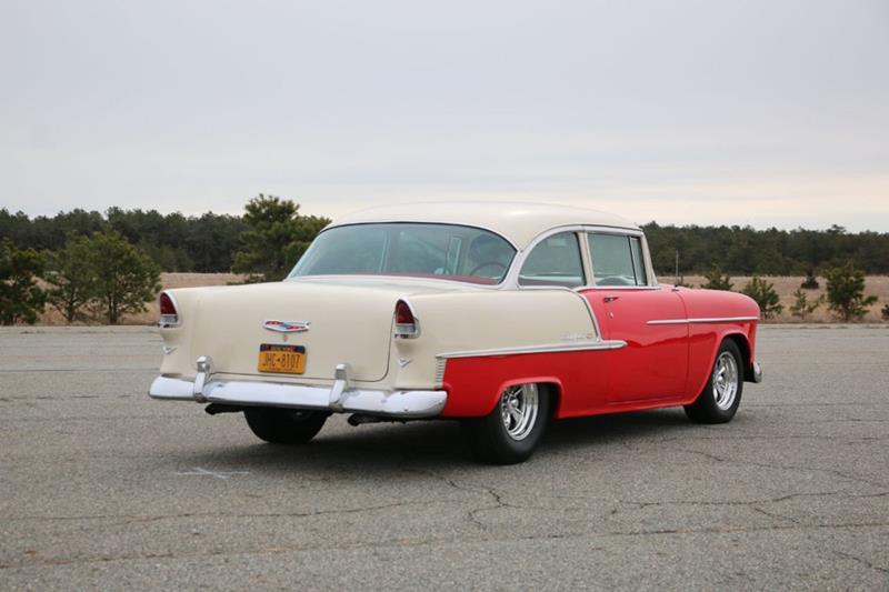 1955 Chevrolet Bel Air 7