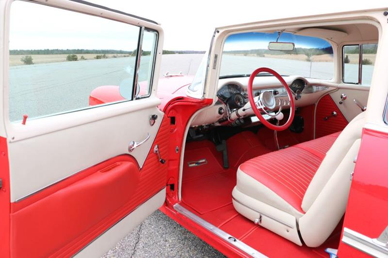 1955 Chevrolet Bel Air 43