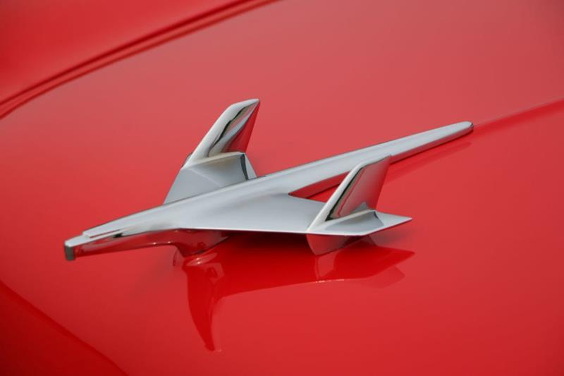 1955 Chevrolet Bel Air 35