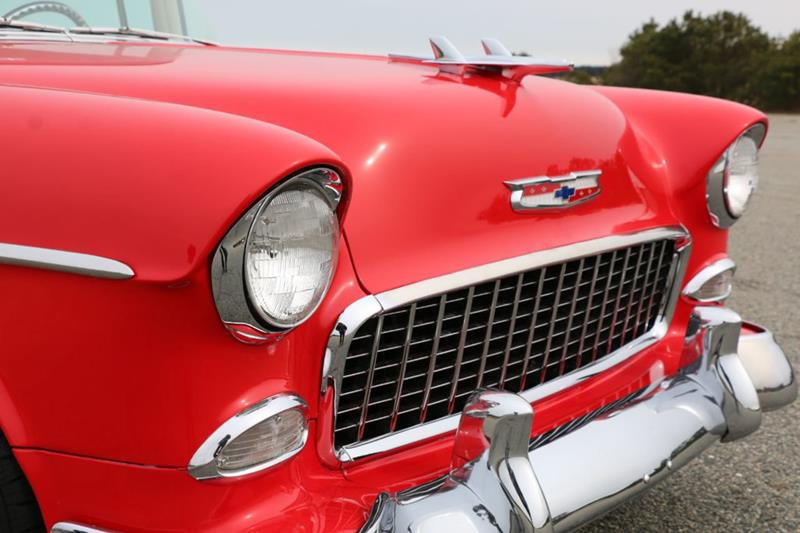 1955 Chevrolet Bel Air 30