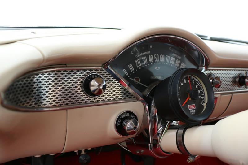 1955 Chevrolet Bel Air 52