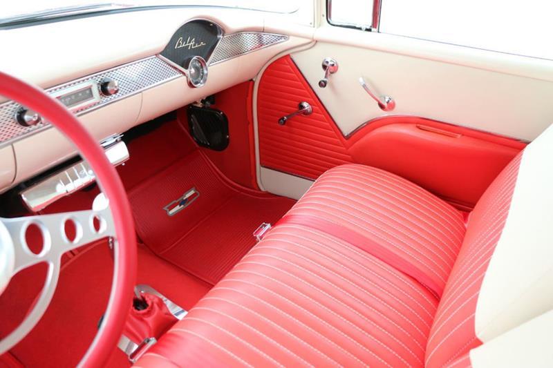 1955 Chevrolet Bel Air 59