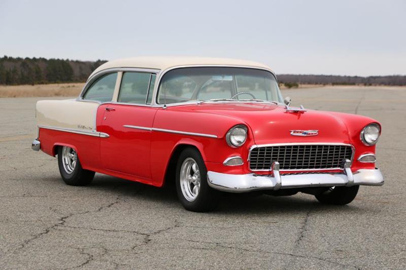 1955 Chevrolet Bel Air 12