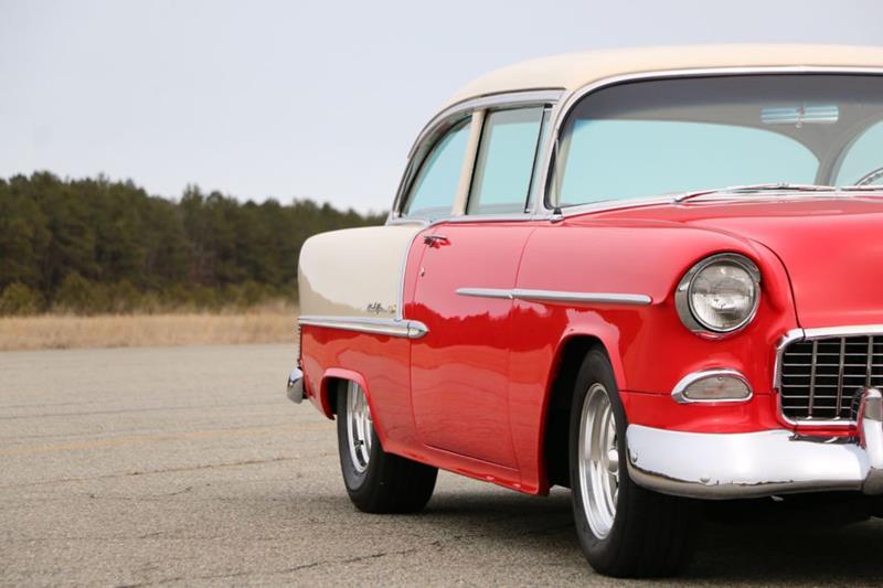 1955 Chevrolet Bel Air 13