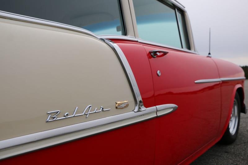 1955 Chevrolet Bel Air 25