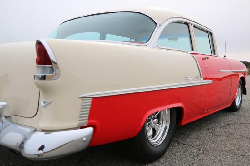 1955 Chevrolet Bel Air 24