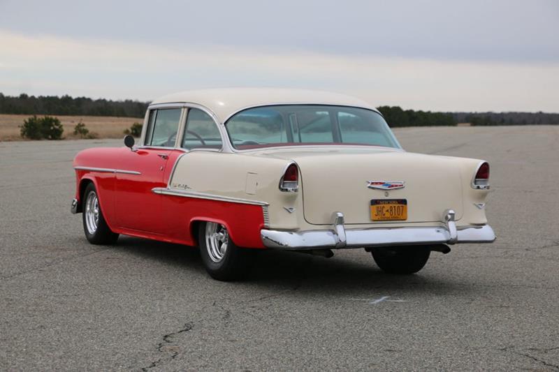 1955 Chevrolet Bel Air 4