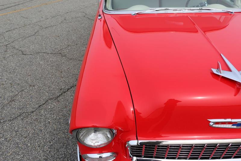 1955 Chevrolet Bel Air 41