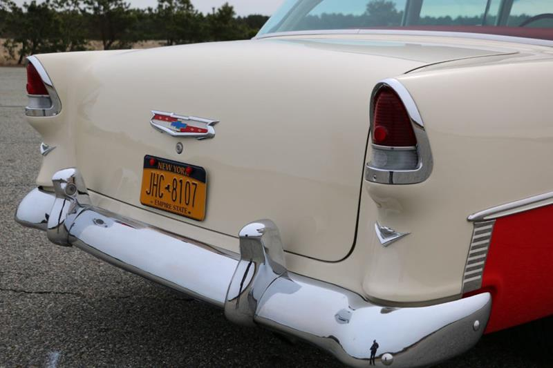 1955 Chevrolet Bel Air 23