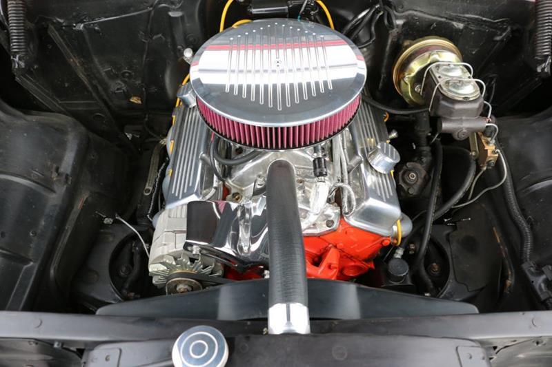 1955 Chevrolet Bel Air 73