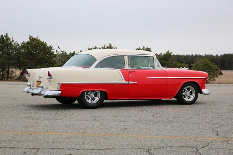 1955 Chevrolet Bel Air 8