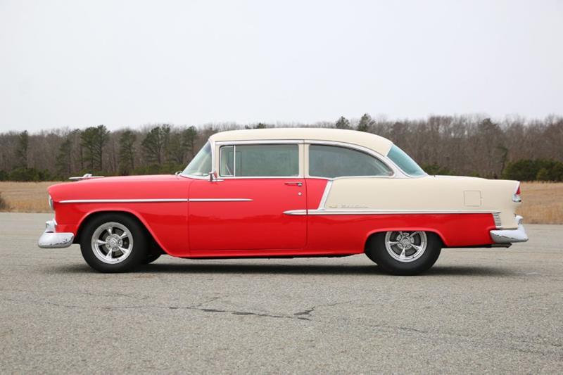 1955 Chevrolet Bel Air 2