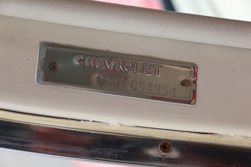 1955 Chevrolet Bel Air 89