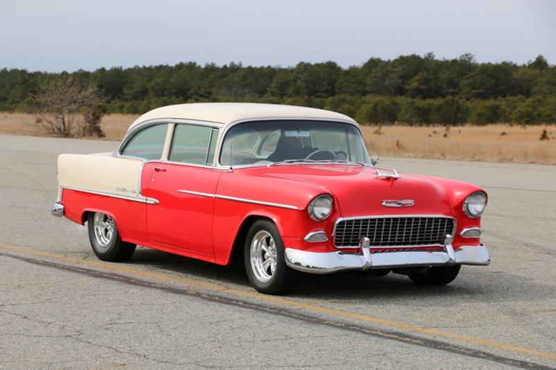 1955 Chevrolet Bel Air 100