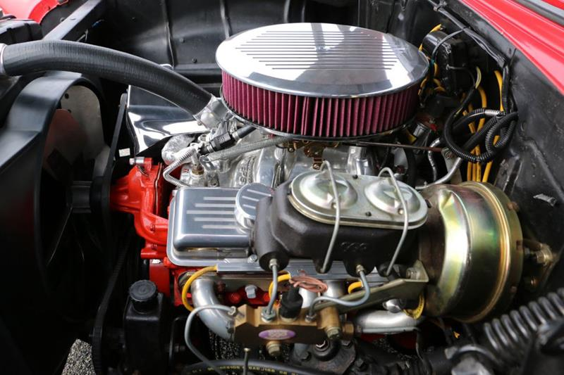 1955 Chevrolet Bel Air 77