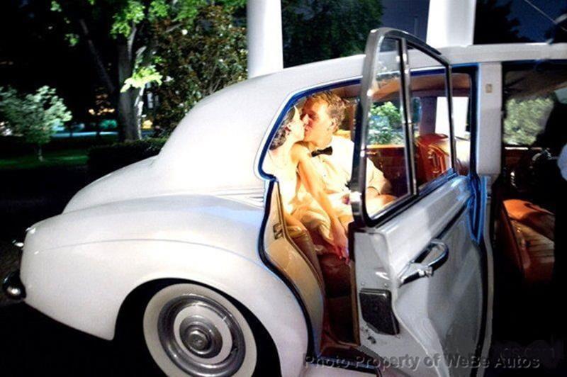 1956 BENTLEY LIMO SILVER CLOUD 1 2
