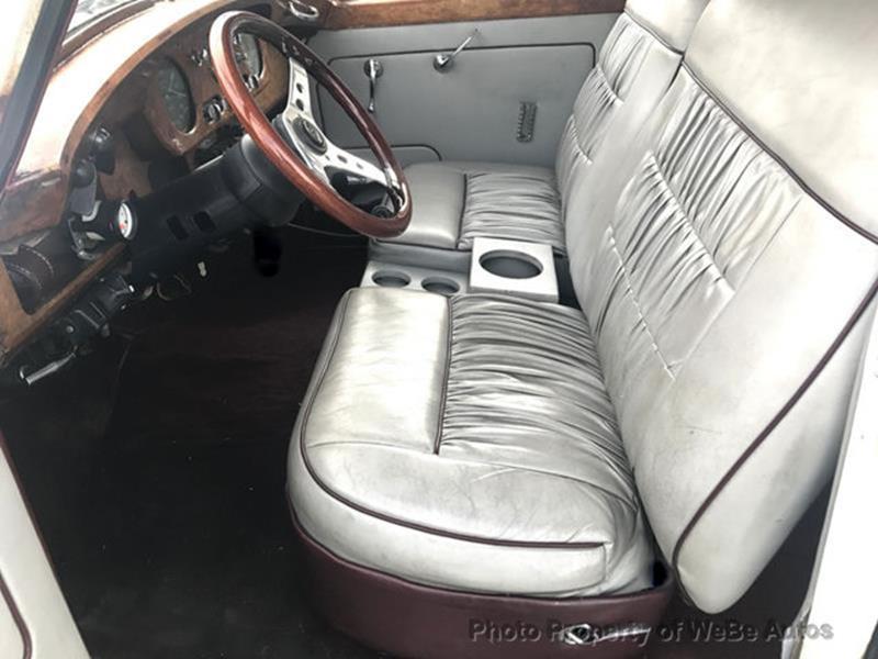 1956 BENTLEY LIMO SILVER CLOUD 1 20