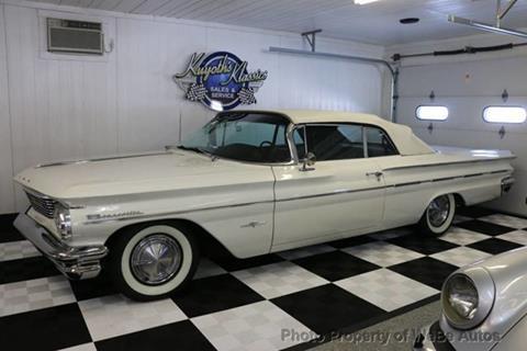 1960 Pontiac Bonneville for sale in Calverton, NY