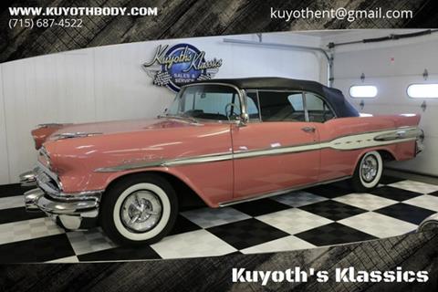1957 Pontiac Star Chief for sale in Calverton, NY