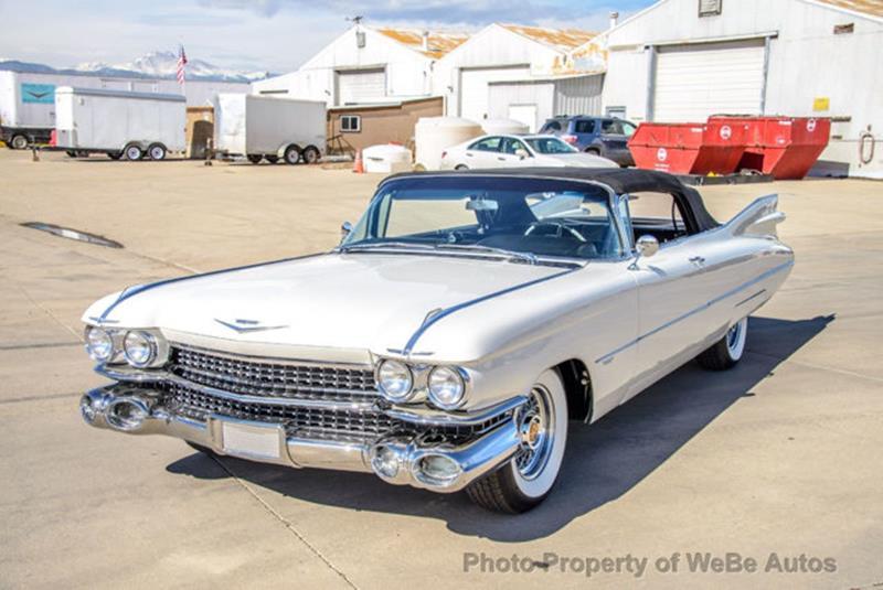 1959 Cadillac Series 62 2