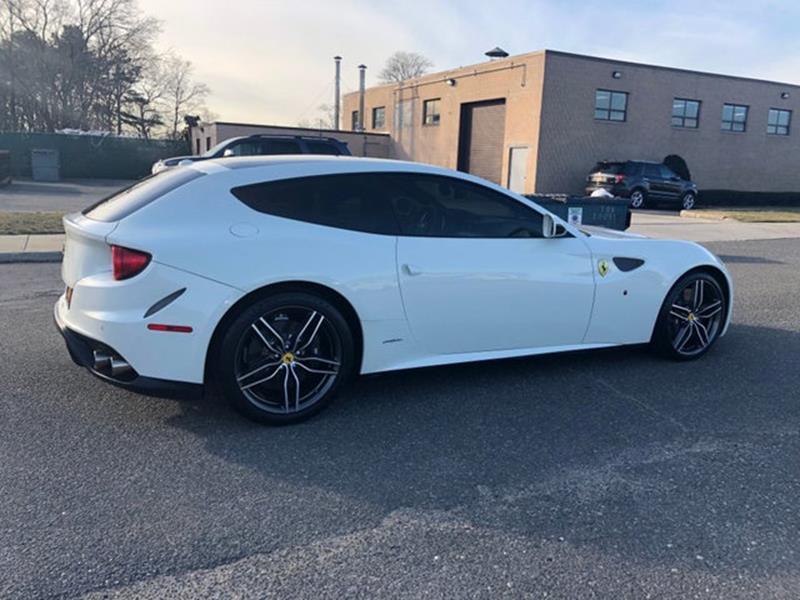 2014 Ferrari FF 8