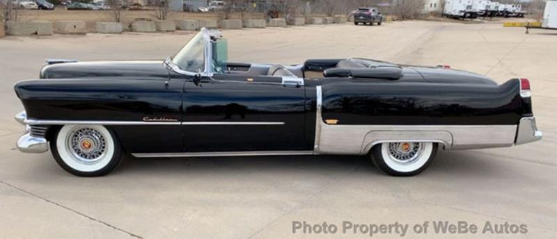 1954 Cadillac Eldorado 3