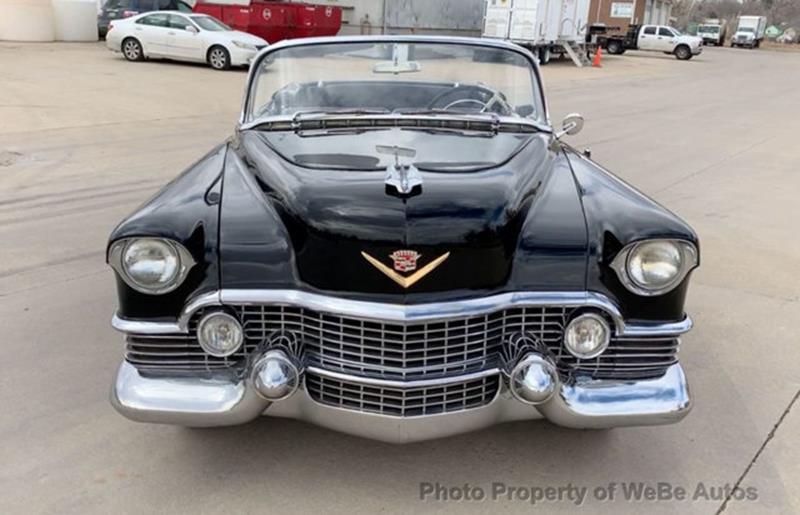 1954 Cadillac Eldorado 4