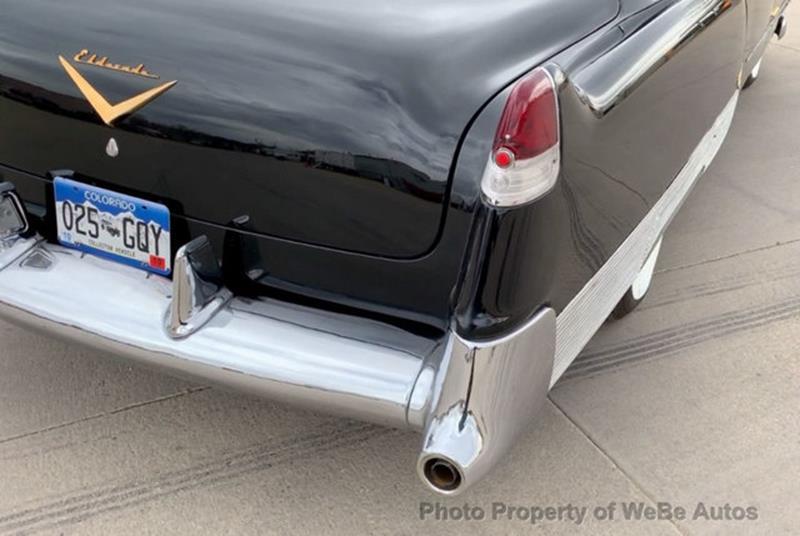 1954 Cadillac Eldorado 20