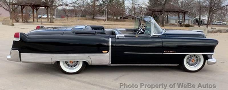 1954 Cadillac Eldorado 10